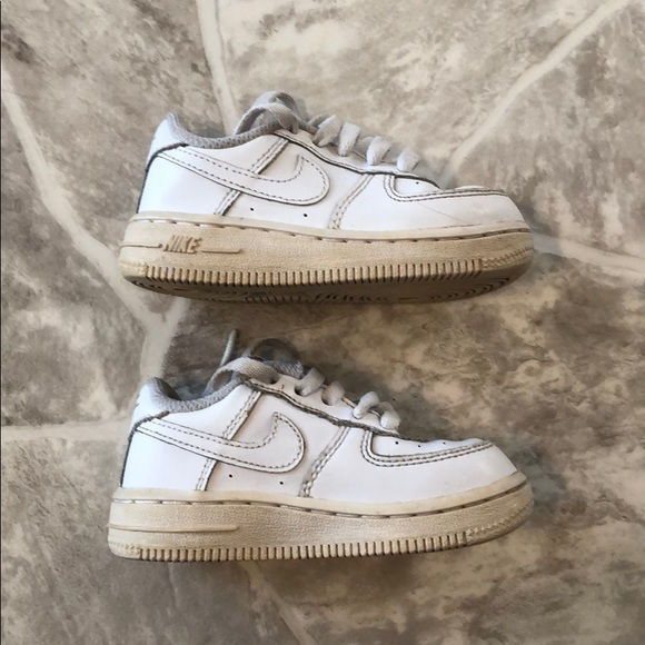 5ba409ce0a9a7 Nike Shoes | White Air Force Ones Baby | Poshmark